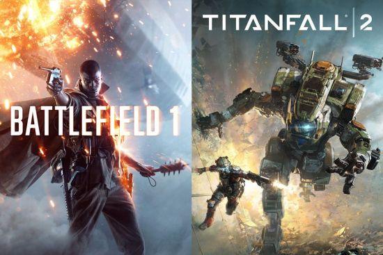 Playstation Store EA Bundle Battlefield 1 Titanfall 2 Ultimate