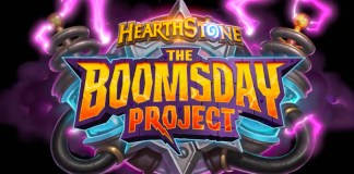 Hearthstone Boomsday Project