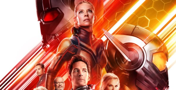 Ant man and the wasp testo