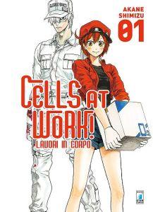 Cells at work! Lavori in corpo volume 1