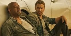 Theo James e Forest Whitaker, Will e Tom protagonisti del film La Fine