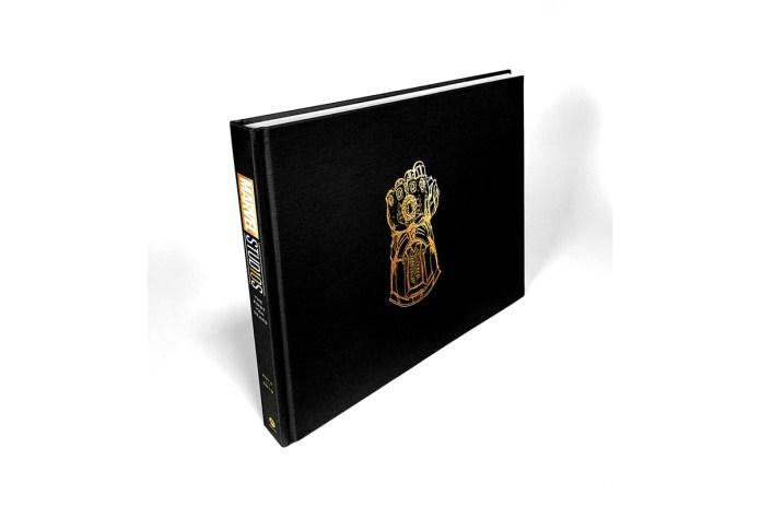 marvel studios book ten years volume