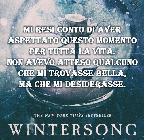 Wintesong - frase tratta dal libro