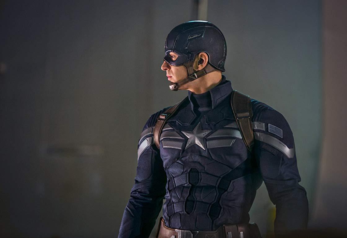 Captain America - Winter Soldier