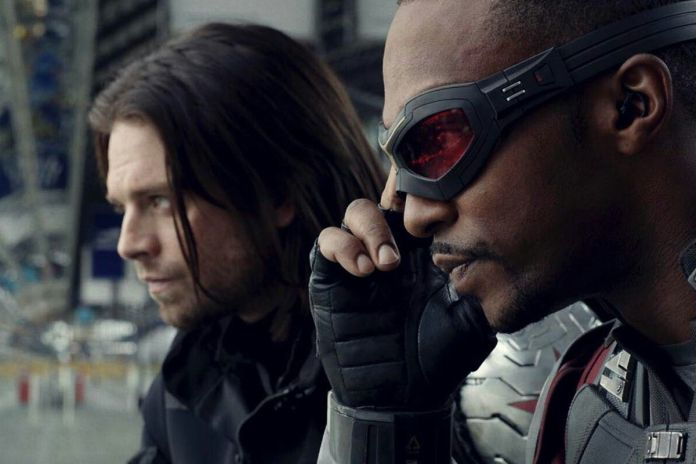 Falcon e Winter Soldier in azione su disney play?
