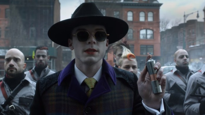 Gotham: Joker pronto all'azione