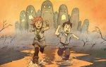 ReNoir COMICS: tutte le novità che troverete a Lucca Comics & Games