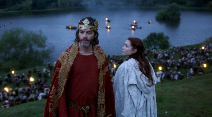 Netflix, Outlaw King – Il Re Fuorilegge