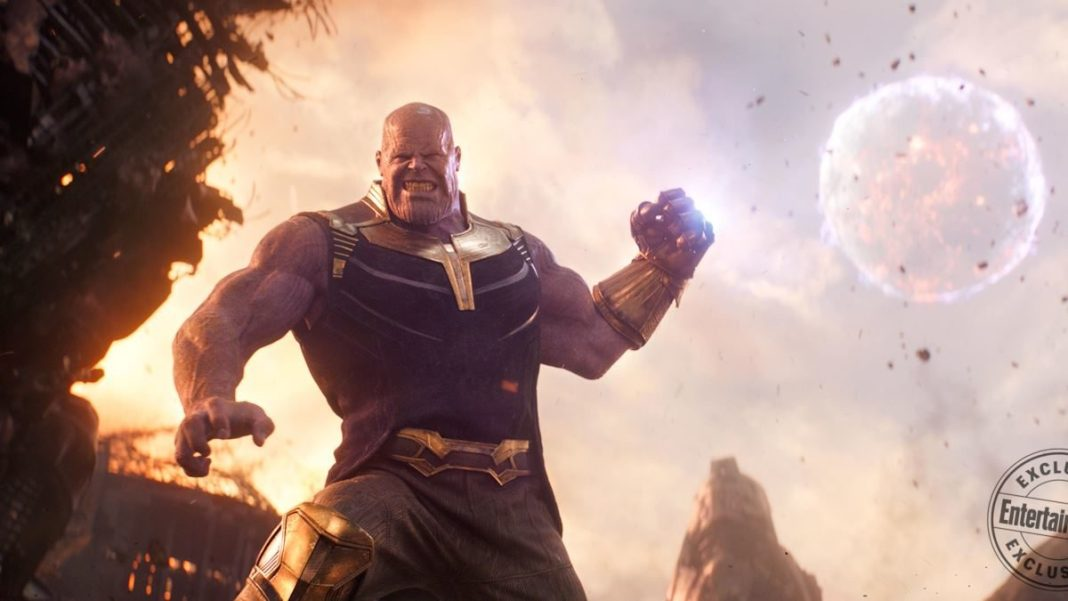 Robert Downey Jr. condivide un nuovo meme su Thanos in Avengers: Infinity War