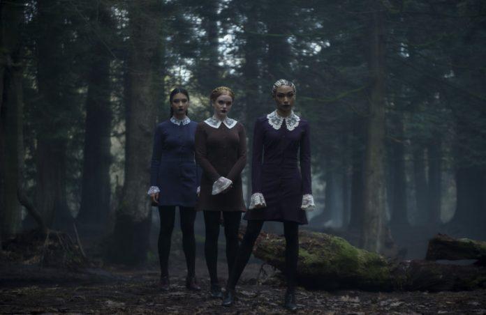 le terrificanti avventure di sabrina - the weird sisters