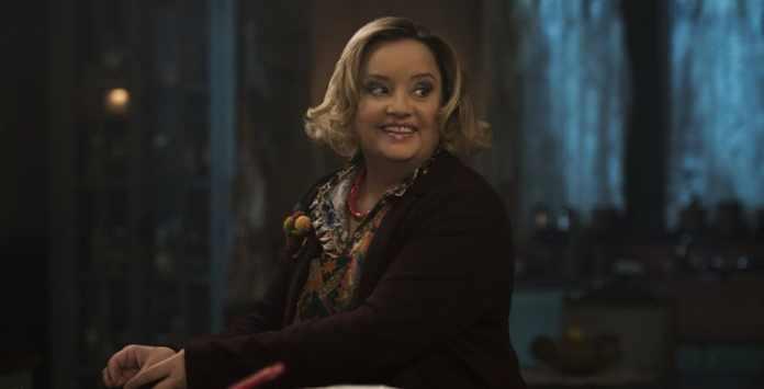 Zia Hilda - le terrificanti avventure di sabrina