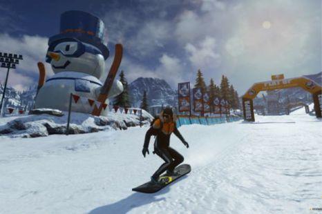 Ring of Elysium snowboard battle