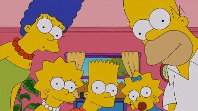 I Simpson (Fox e Disney), rinnovata con due stagioni