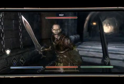 The Elder Scrolls: Blades gameplay