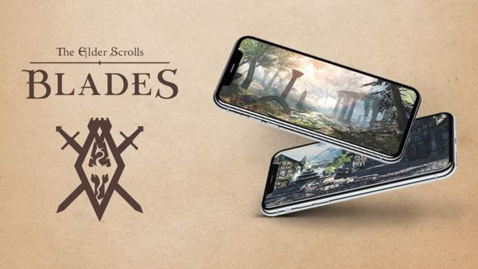 The Elder Scrolls: Blades mobile