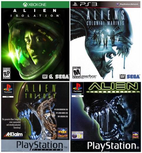 giochi alien brand