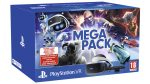 Mega Pack PS VR un bundle con visore, PS Camera e 5 giochi