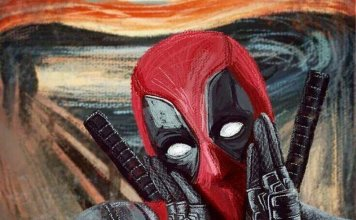 Deadpool Munch