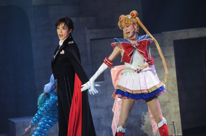 pretty guardian sailor moon musical