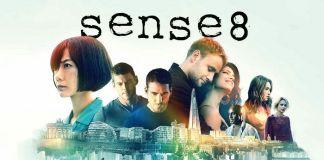 sense8 - il poster della serie tv netflix