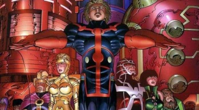 Marvel: le riprese di