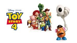 Keanu Reeves in Toy Story 4