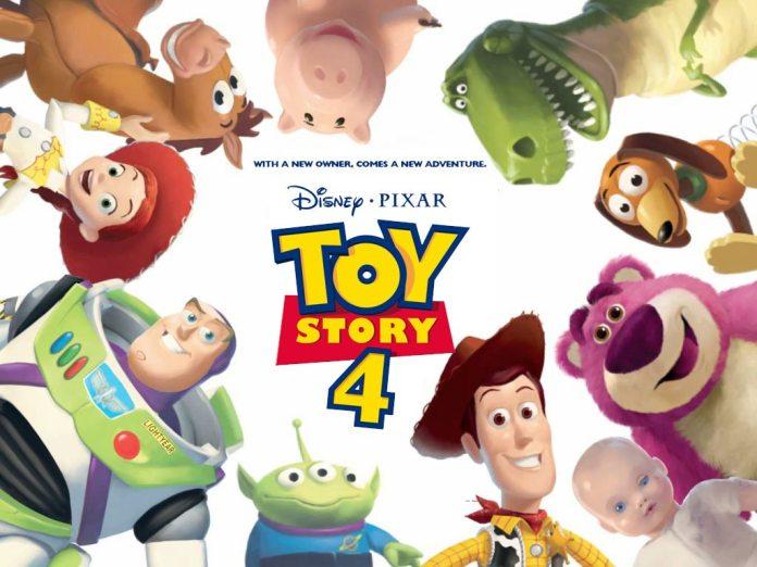 Toy Story 4, Keanu Reeves, Disney, Duke Caboom
