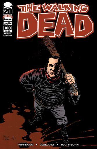 The Walking Dead stagione 9 - Negan