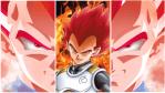 """Dragon Ball Super: Broly"": un nuovo sguardo a Vegeta SSG!"