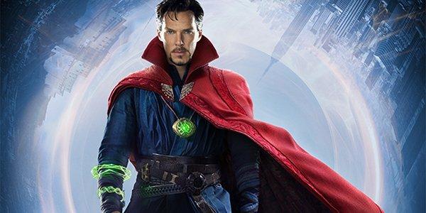 Marvel Doctor Strange Avengers
