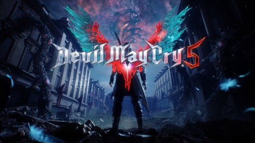 Game Awards 2018 Devil May Cry 5