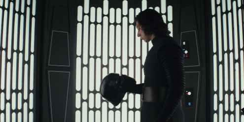 Kylo Ren mask helmet