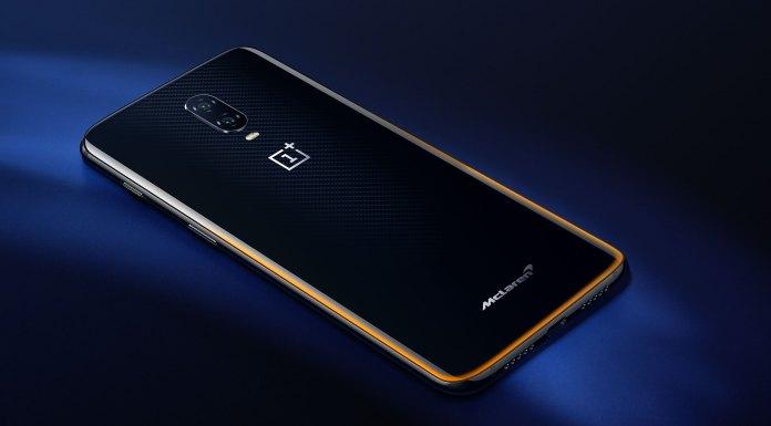 OnePlus 6T McLren Edition