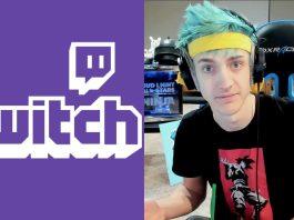 Twitch Ninja streamers 2018 top