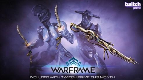 Warframe contenuti gratis Prime