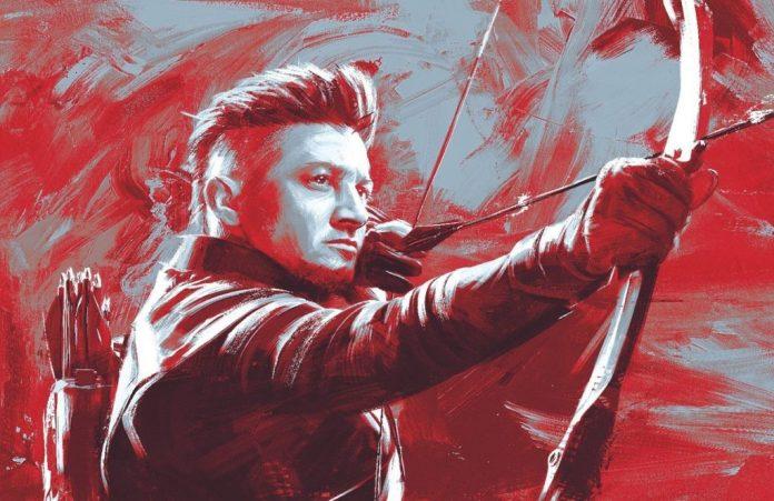 Avengers: Endgame - Occhio di Falco