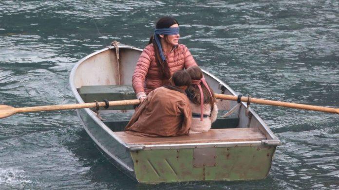 Bird Box, film netflix con Sandra Bullock, per cui uscirà il sequel del libro