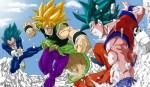 Dragon Ball Super: Broly, condiviso un booklet con i settei del nuovo Goku