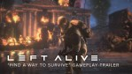 Left Alive: nuovo Gameplay Trailer