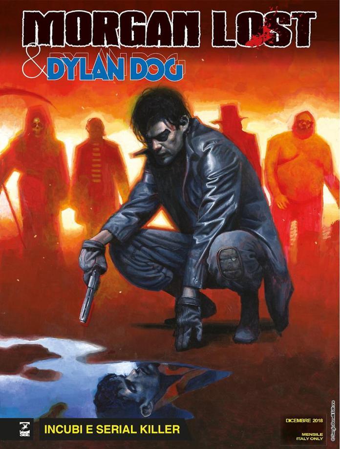 Morgan Lost & Dylan Dog