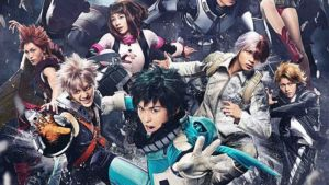 My Hero Akademia: The Ultra Stage, nuove foto del Live-action
