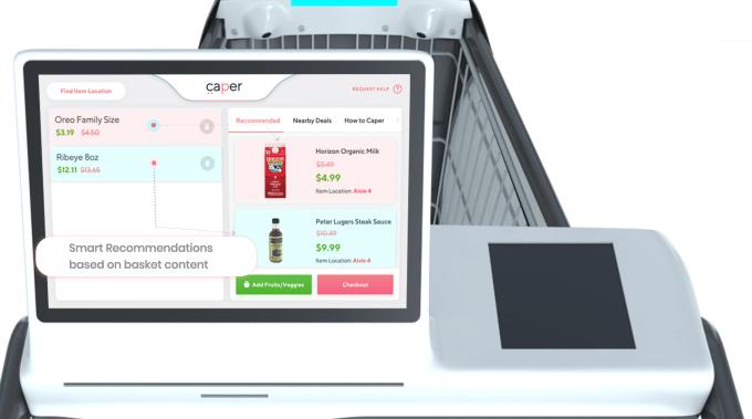 Caper Labs startup