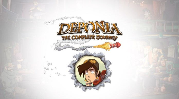 Deponia the complete journey gratis humble bundle steam gioco