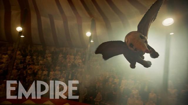 Dumbo Disney+ Live-action