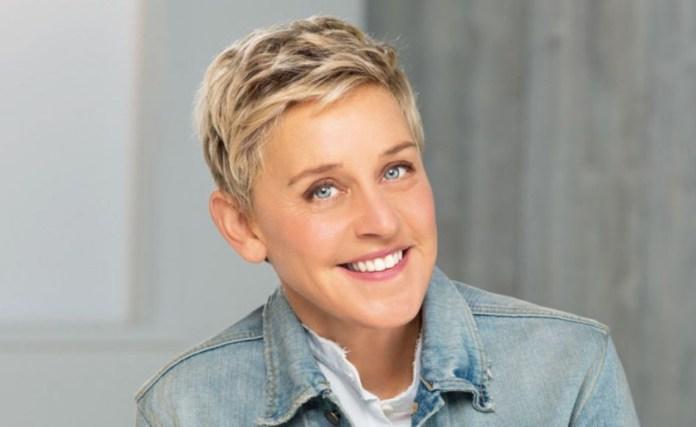 Ellen DeGeneres Sometimes I lie produzione miniserie