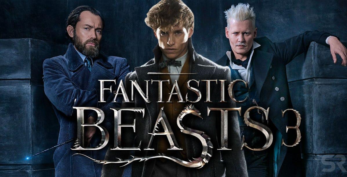 Animali Fantastici 3: posticipate le riprese del sequel!
