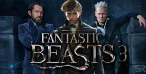 Animali Fantastici 3 - posticipate le riprese del film