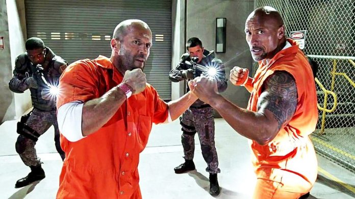 Hobbs & Shaw  The Rock Fast & Furious