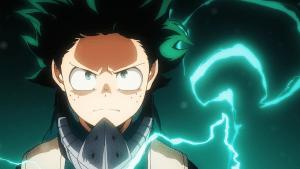 My Hero Academia: Izuku Midoriya può usare al 100% il One for All