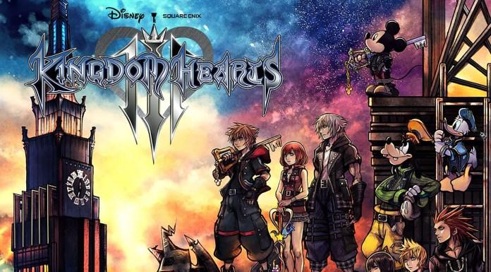 Kingdom Hearts III riassunto video archivi della memoria gioco
